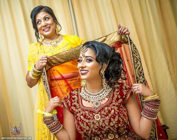 Jamaica Hindu Wedding Photography and Videography